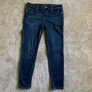 Vigoss Dark Skinny Jeans, size 30 (10)